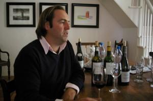 En av Sydafrikas skickligaste vinproducenter.